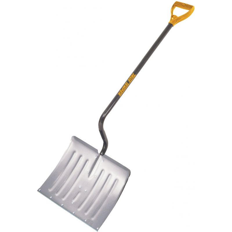 True Temper 18 In. Aluminum Snow Shovel