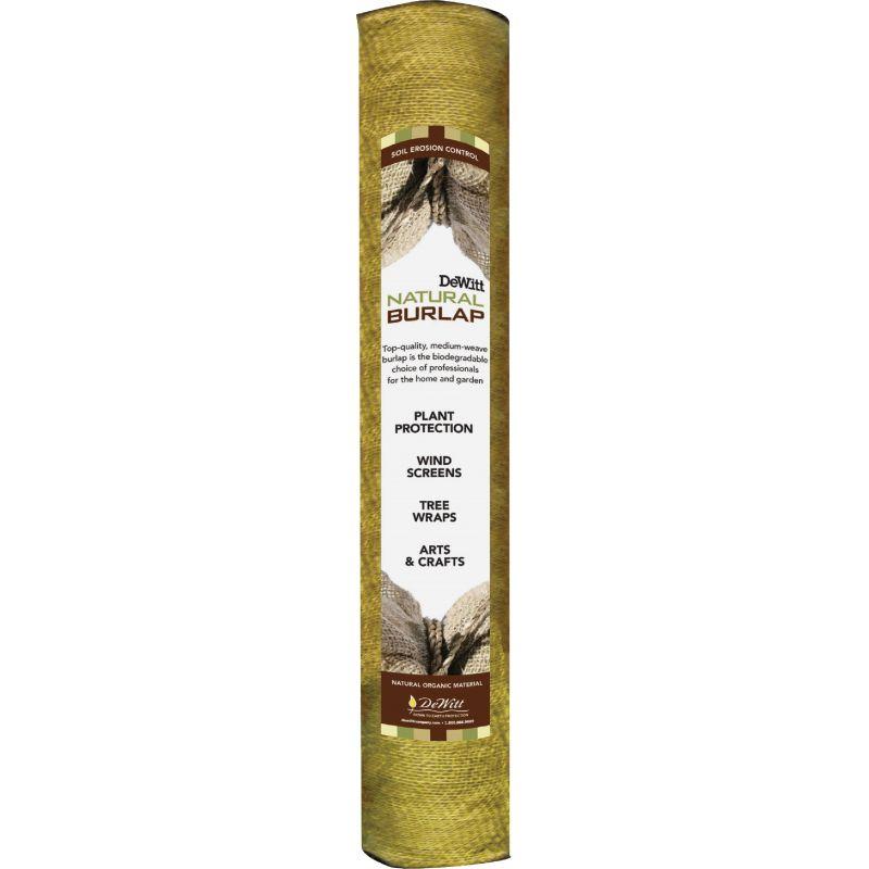 DeWitt Natural Burlap Tan