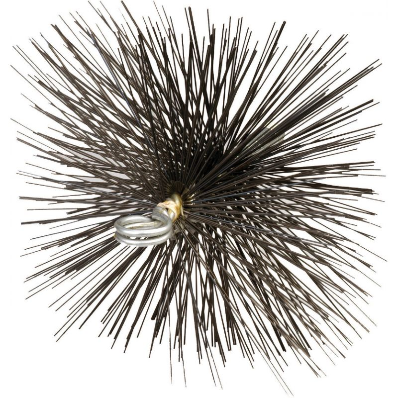 Meeco's Red Devil Wire Chimney Brush 8 In.