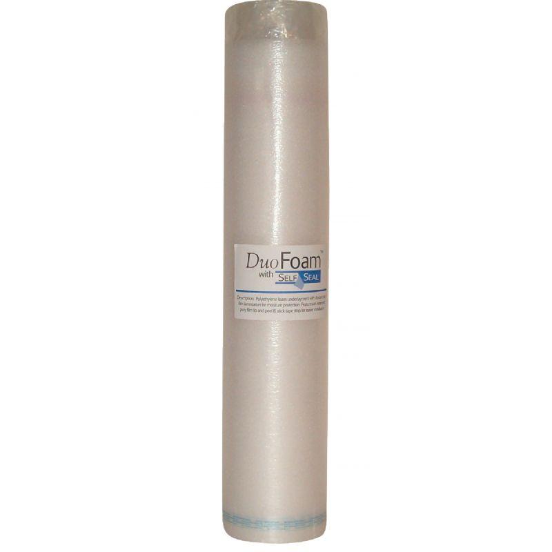 DuoFoam Self-Seal Underlayment