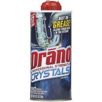 Drano Crystal Drain Opener