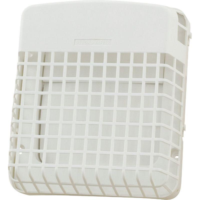 Dundas Jafine ProGard Dryer Vent Hood 4 In., White (Pack of 4)