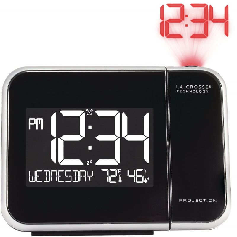 La Crosse Technology Projection Electric Alarm Clock
