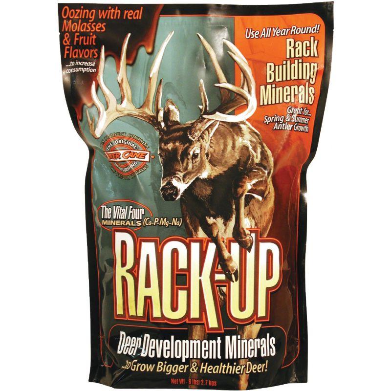 Rack-Up Blended Mineral Supplement Deer Attractant 6 Lb.