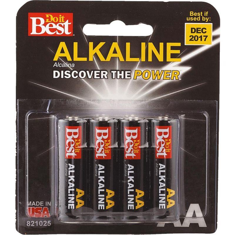 Do it Best AA Alkaline Battery 2535 MAh