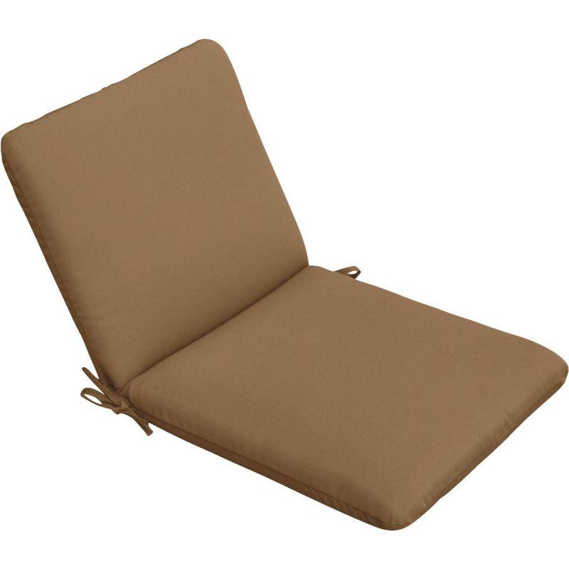 Casual Cushion High Back Chair Cushion Cafe