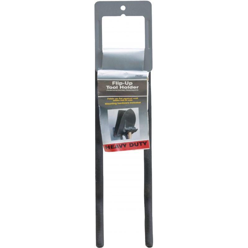 Heavy-Duty Flip-Up Tool Utility Holder