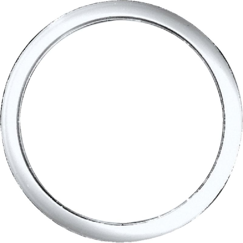 """Danco Poly Slip-Joint Washer 1-1/4"""" X 1-1/4"""", Clear/White (Pack of 5)"""
