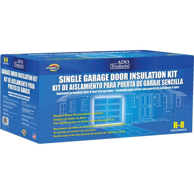 ADO Single Garage Door Insulation Kit