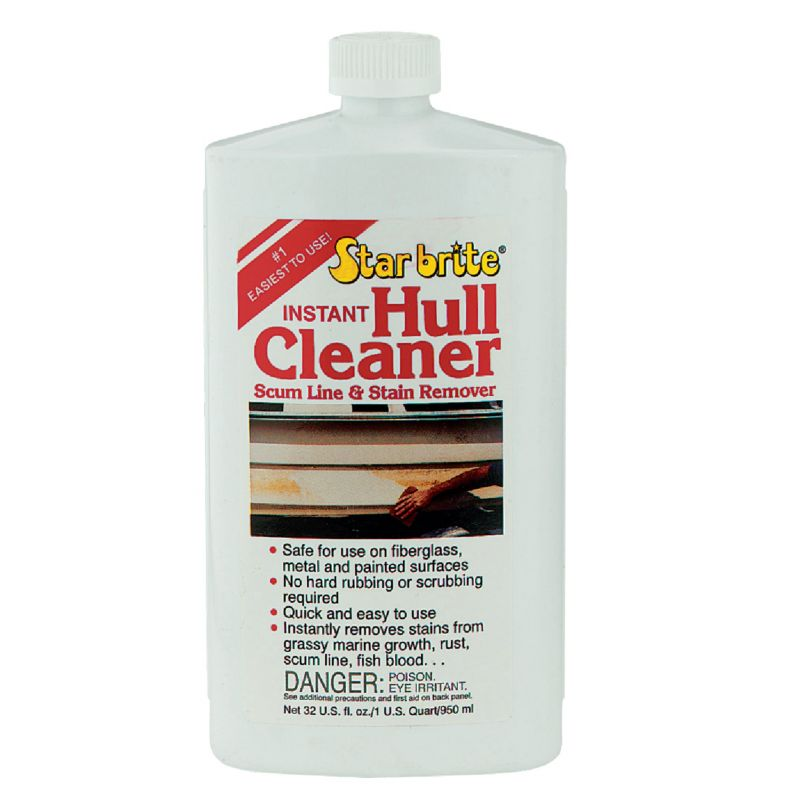Instant Hull Boat Wash & Cleaner 32 Oz.