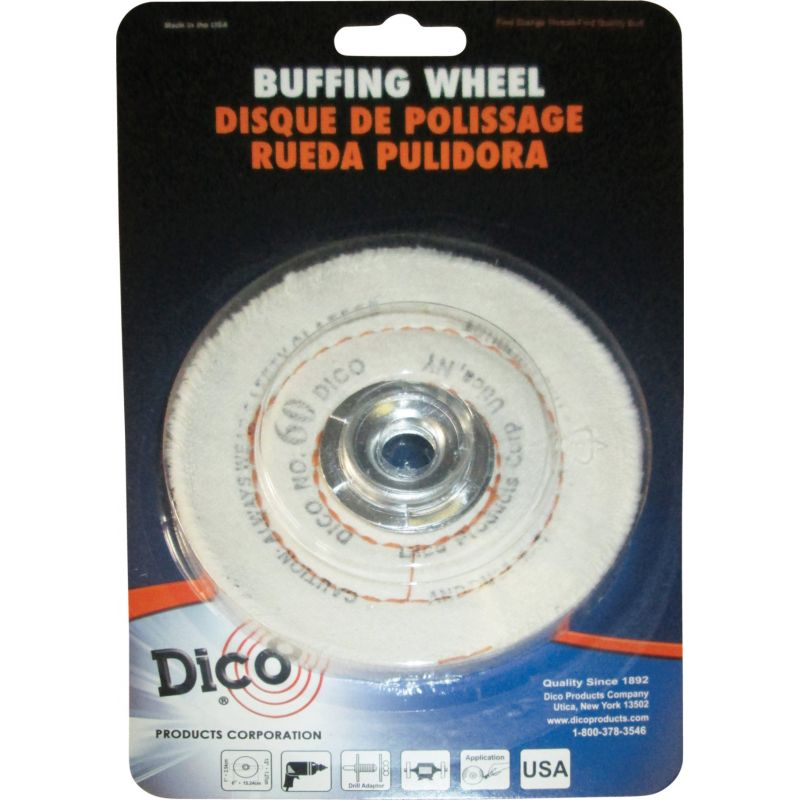 Dico Cushion Sewed Buffing Wheel
