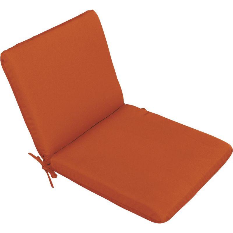 Casual Cushion High Back Chair Cushion Pottery