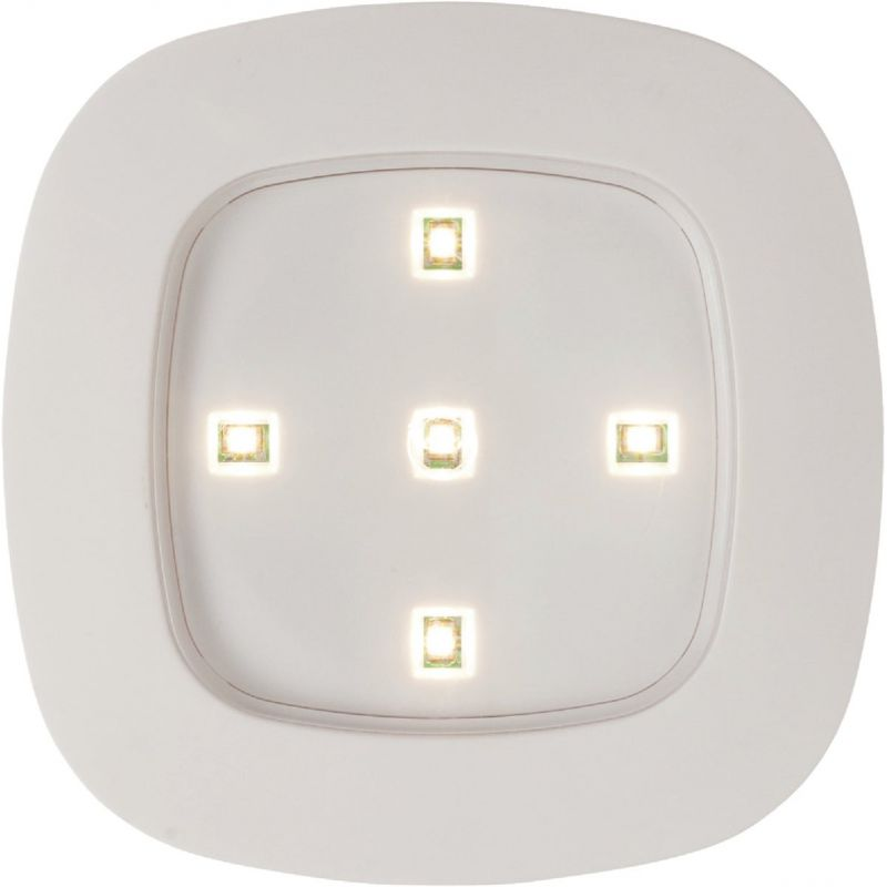 Light It LED Remote Control Battery Operated Light White