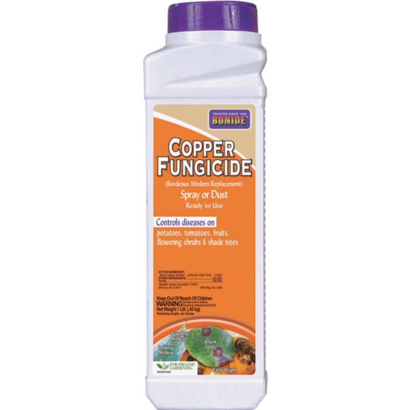 Bonide Copper Fungicide 1 Lb., Broadcast