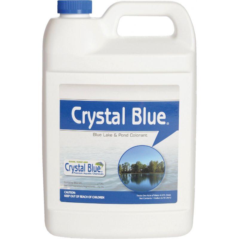 Crystal Blue Lake & Pond Colorant Blue, 1 Gal.