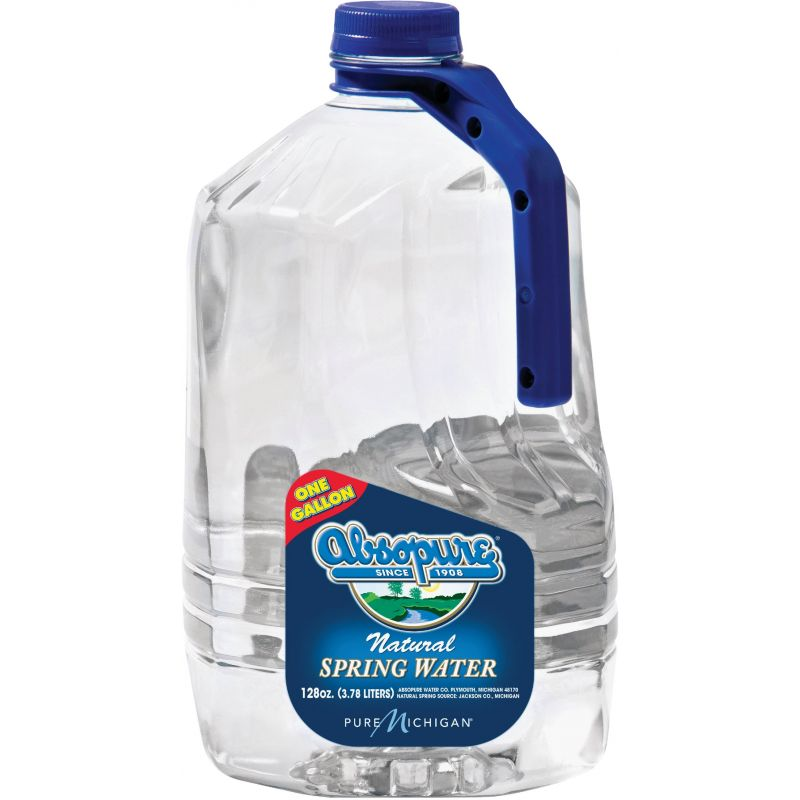 Absopure 1 Gal. Spring Water 1 Gal. (Pack of 6)