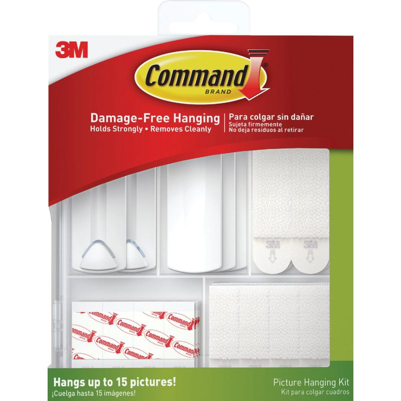 3M Command Picture Hanging Kit Various