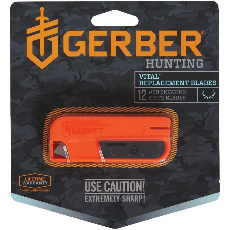 Gerber Vital Replacement Blades 2.8 In.
