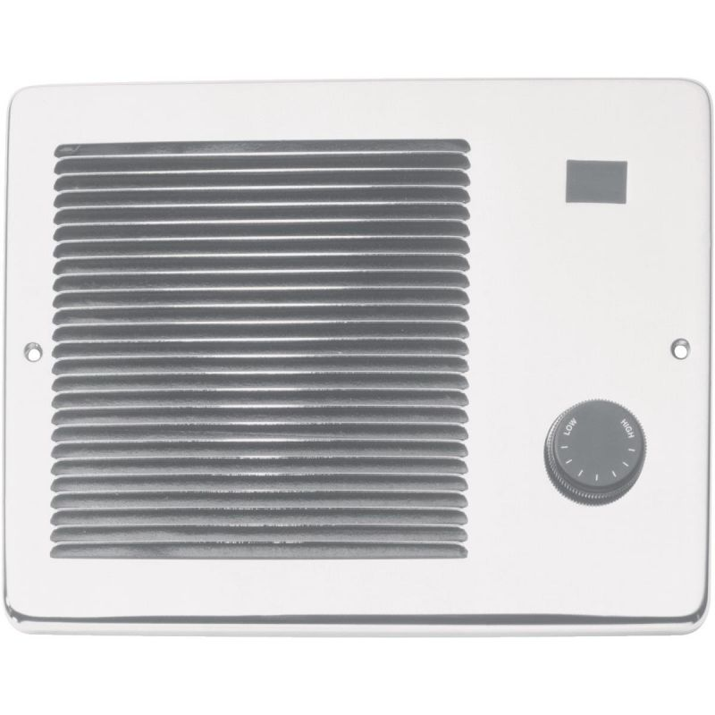 Broan Comfort-Flo Electric Wall Heater Off White, 12.5A