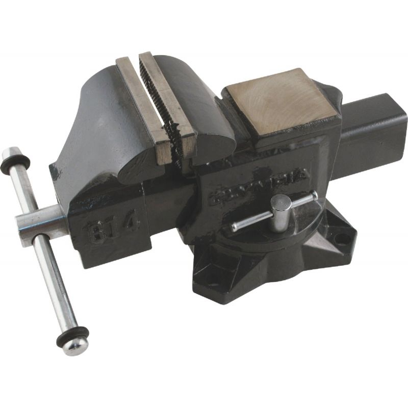 Olympia Tools Mechanics Bench Vise 4 In., 4 In.