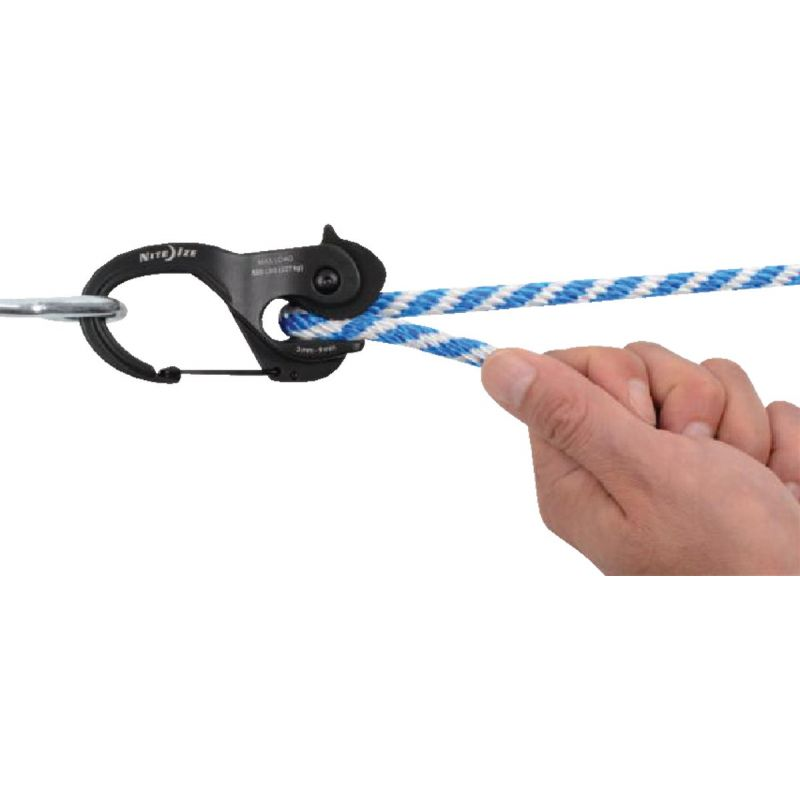 Nite Ize CamJam XT Rope Tightener With Rope