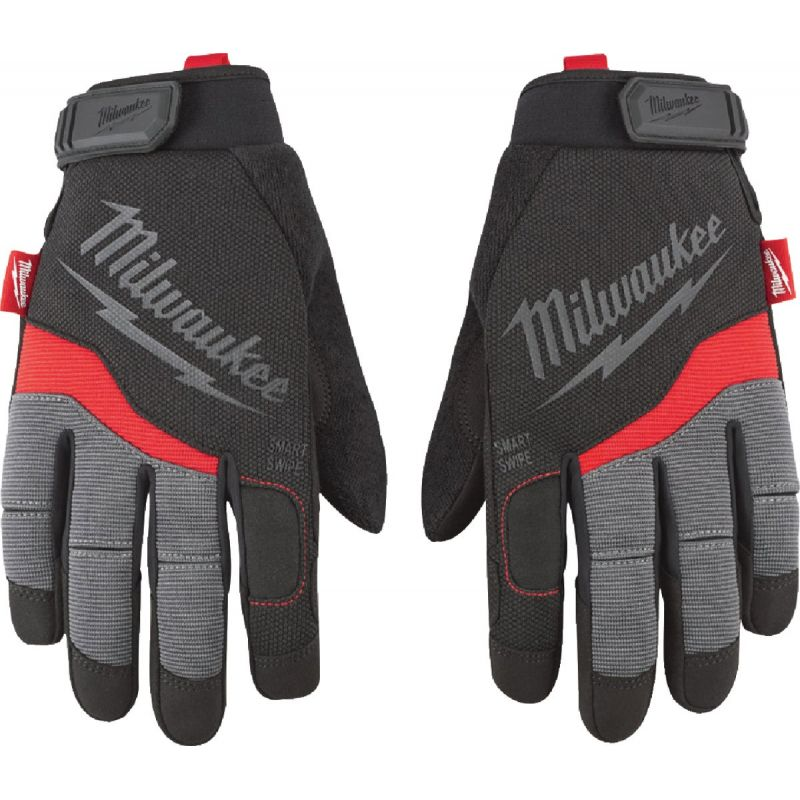 Milwaukee Performance Work Glove XL, Black