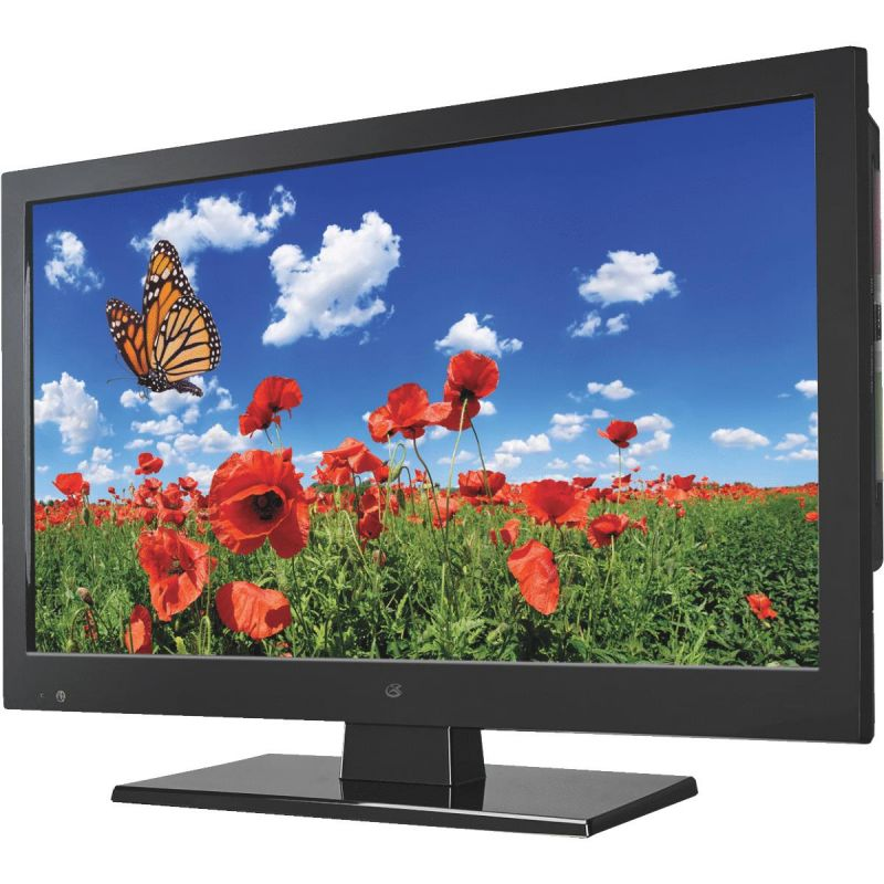 GPX 15 In. Color LED TV/DVD 15 In., Black