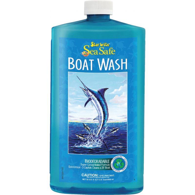 Sea Safe Boat Wash & Cleaner 32 Oz.