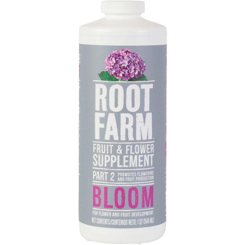 Root Farm Fruit & Flower Supplement Nutrient Part 2 1 Qt.