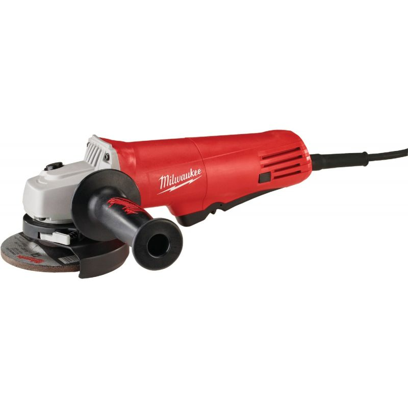 Milwaukee 4-1/2 In. 7.5A Angle Grinder 7.5A