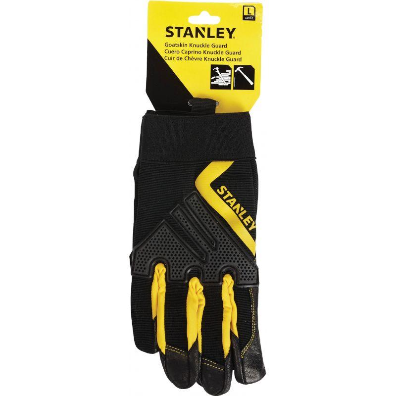 Stanley Mechanic High Performance Glove L, Black