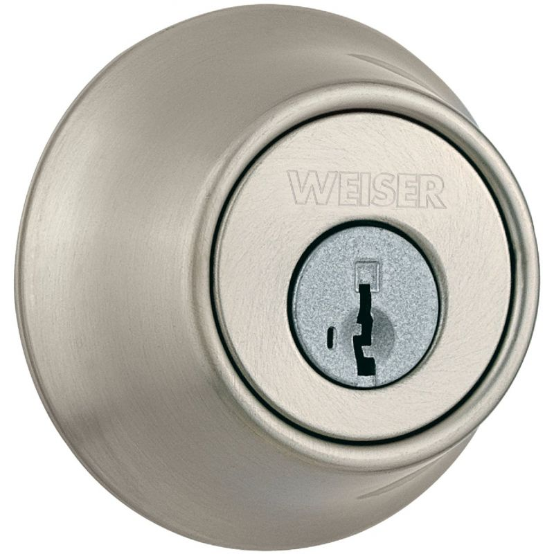 Weiser Elements Single Cylinder Deadbolt