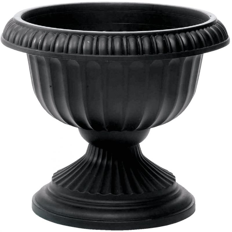 Novelty Poly Urn Black