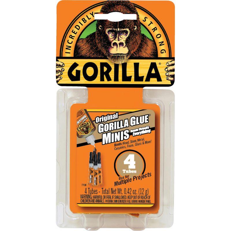 Gorilla Original All-Purpose Glue 0.42 Oz., Tan
