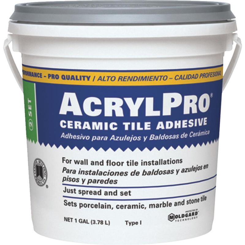 AcrylPro Ceramic Tile Adhesive Gal.