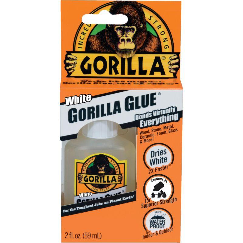 Gorilla White All-Purpose Glue 2 Oz., White