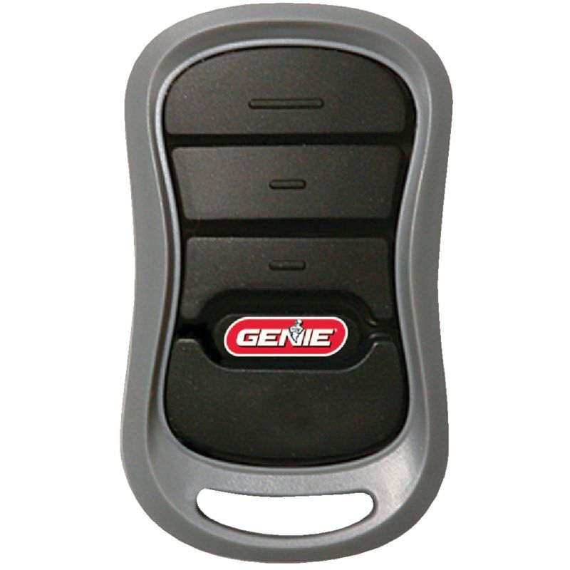 Intellicode 2 3-Button Garage Door Remote Black