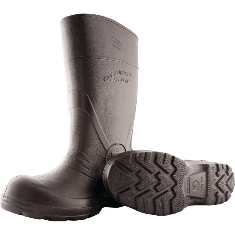 Tingley Airgo Rubber Boot Size 12, Black