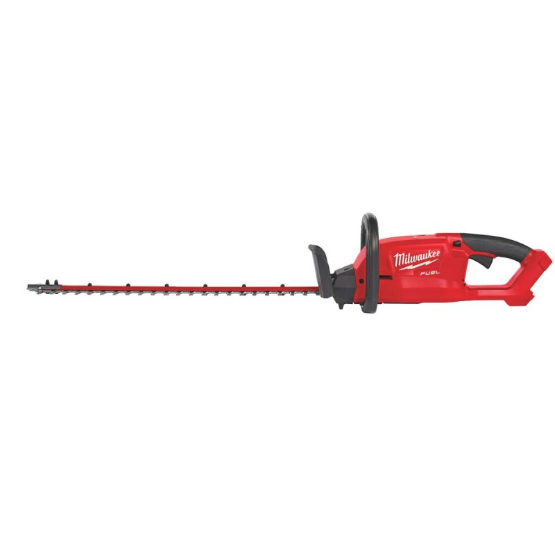 Milwaukee M18 FUEL 18V 24 In. Cordless Hedge Trimmer 3/4 In., 9 Ah, 24 In.