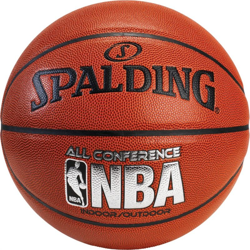 Spalding NBA All Conference Basketball Official Size And Weight