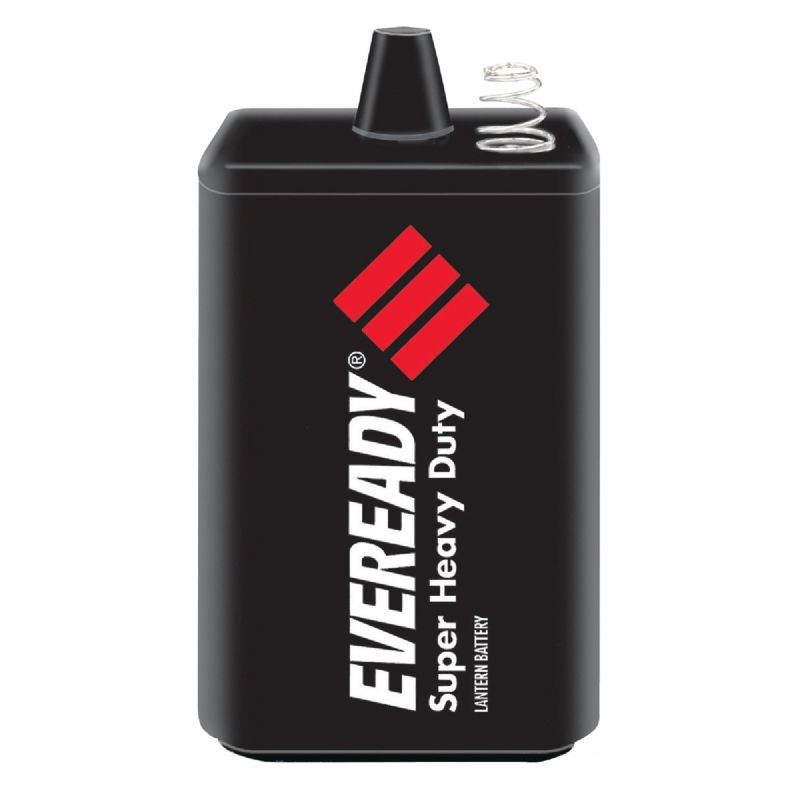 Eveready 6V Spring Terminal Zinc Lantern Battery