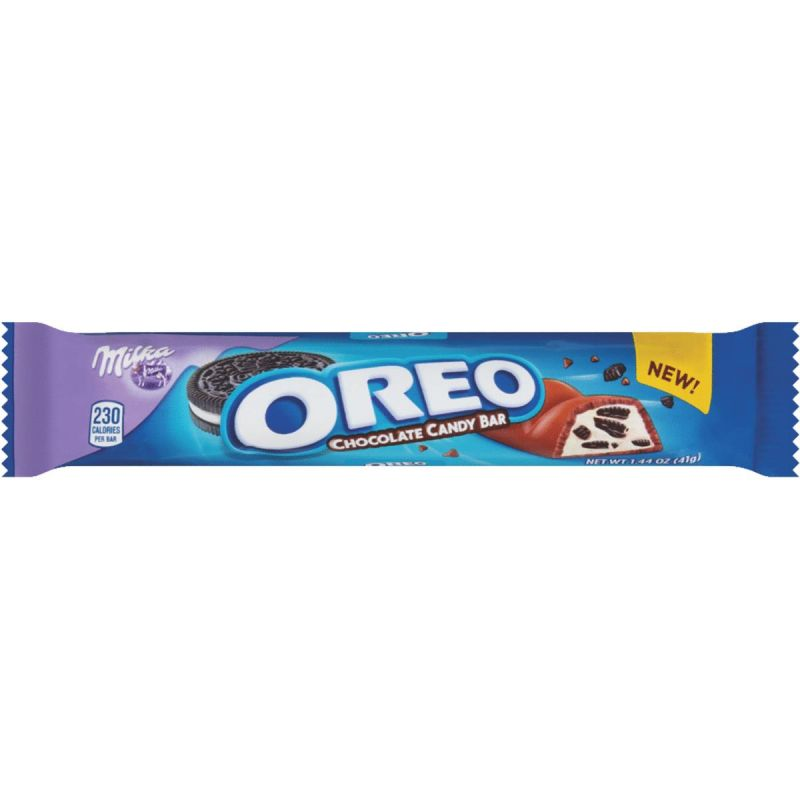 Oreo Candy Bar 1.44 Oz. (Pack of 24)