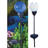 Moonrays Solar Mystic Globe Stake Light Lawn Ornament (Pack of 16)