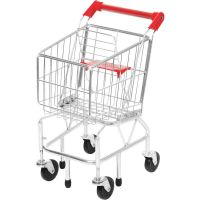 Melissa & Doug Kids Shopping Cart