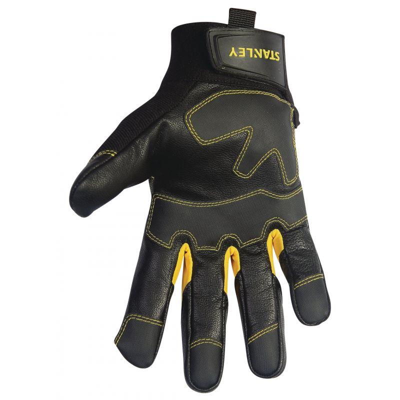 Stanley Mechanic High Performance Glove XL, Black