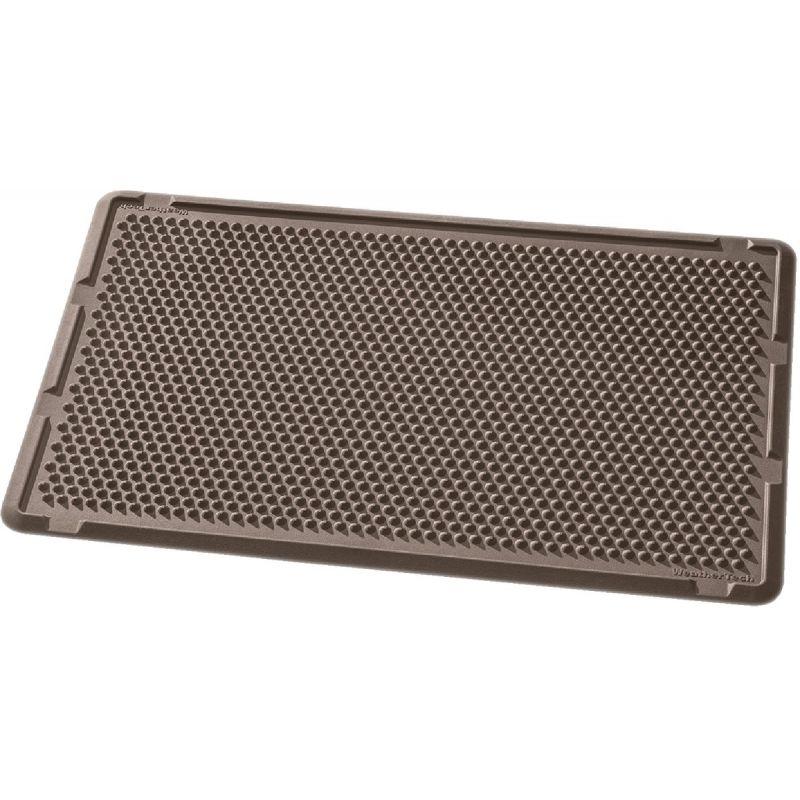 WeatherTech Outdoor Floor Mat 24 In. X 39 In., Brown