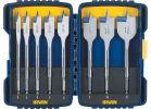 Irwin Speedbor 8-Piece Spade Bit Set