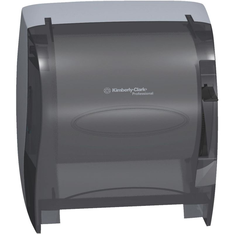 Kimberly Clark Professional Lev-R-Matic Roll Paper Towel Dispenser Smoke