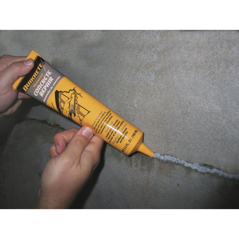 Quikrete Textured Concrete Sealant 5.5 Oz., Gray