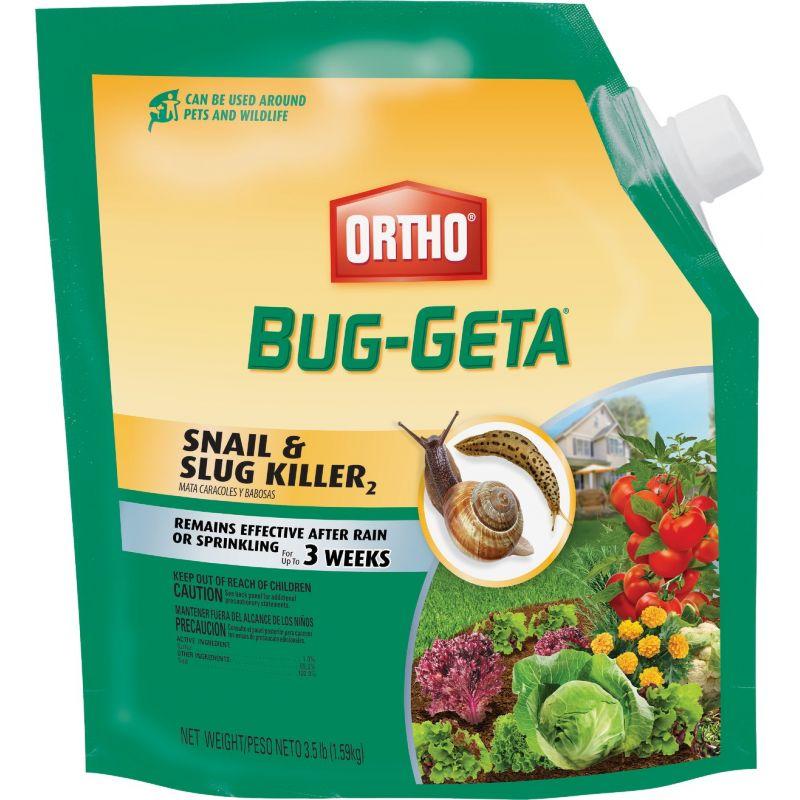 Ortho Bug-Geta Slug & Snail Killer 3-1/2 Lb., Shaker